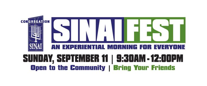 sinaifest for facebook